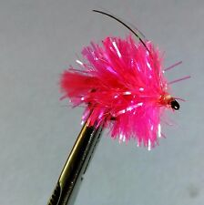 Pink Blob Trout Buzzers Trout Lures Fly Fishing Trout Flies
