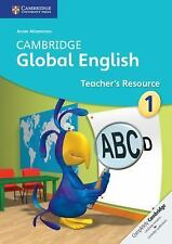 Cambridge Global English Stage 1 Teacher's Resource by Caroline Linse, Elly...