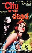 City Of The Dead, Good DVD, Fred Johnson, Norman Macowan, Ann Beach, Valentine D