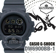 Casio G-Shock Special Color Model Basic Black Watch DW6900BB-1D