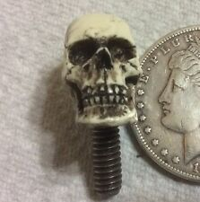 Made in USA Seat Bolt for Harley Davidson Skull Skeleton Hot Rat Street Rod 9SB