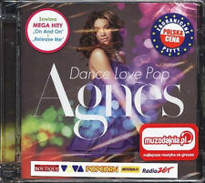 AGNES dance love pop (PL edition CD)