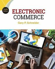 Electronic Commerce (BRAND NEW US PAPERBACK STUDENT 12E; ISBN-13: 9781305867819)