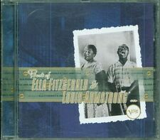 Ella Fitzgerald & Louis Armstrong – The Best Of On Verve Cd Ottimo