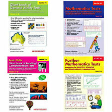 Selective Exam Practice Papers Books Bundle Pack ( 4 BOOKS)