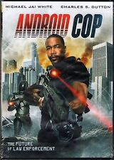 Android Cop (DVD, 2014) Charles S. Dutton,  Michael Jai White