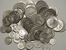 1+ oz 90% Silver U.S. Coins. Beautiful, no-junk. Half Dollar, Quarter, & Dimes.