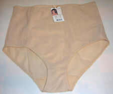 Viania Shaper Panty Nylon Firm Control girdle Knickers UK 40 Large