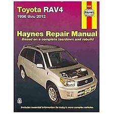 1996-2012 Toyota RAV4 Repair Manual 2004 2005 2006 2007 2008 2009 2010 2011 0743