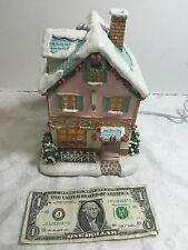 2005 Hawthorne Village Precious Moments Poulterer Christmas Carol Village Col.