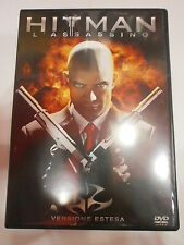 HITMAN L'ASSASSINO - FILM in DVD - ORIGINALE -visita negozio COMPRO FUMETTI SHOP