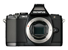 Olympus OM-D E-M5 16.1 MP Digital Camera - Black (Body Only) Fedex 2-3day to USA