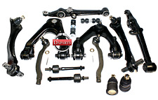 CONTROL ARMS WITH BALL JOINTS BUSHINGS REAR UPPER LOWER SWAY BAR LINKS RACK ENDS