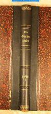 Die Gartenlaube 1896 I-Nr.1-26 kompl. m. allen Holzstichillustrationen