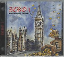 ZERO 1 - A COUNTRY FIT FOR ZERO'S - (still sealed cd) - STEPMCD204