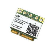 Intel Ultimate-N 6300 633ANHMW Dual Band 450Mbp Wireless Mini Card for Dell Asus