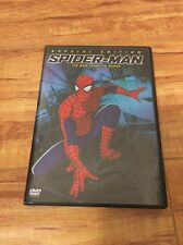 Spider-Man New Animated Series 2 Disc DVD Special Edition