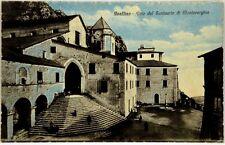Cartolina Formato Piccolo - Avellino - Atrio Santuario Di Montevergine Viaggiata