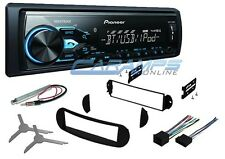 NEW PIONEER CAR STEREO RADIO W/ BLUETOOTH & USB/AUX WITH INSTALL KIT FOR VW BUG