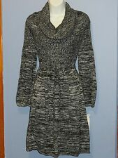 CALVIN KLEIN   comfy dress NEW sz XS and S LOOK!!!