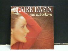 CLAIRE D'ASTA Une nuit de ta vie 818 707-7