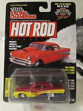 Racing Champions Hot Rod Magazine Issue #48 '63 Plymouth 1 of 19,997
