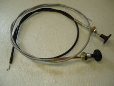 NEW Choke & Throttle Cable Cables for Wheel Horse 102118 102119