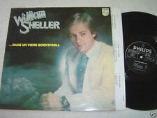 WILLIAM SHELLER ...Dans Une Vieux Rock N Roll LP 1976 VG/VG+ Philips Records