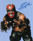 Little Boogeyman signed 8x10 color wrestling photo WWE ECW RARE WWF