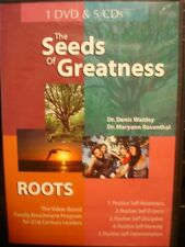 The Seeds of Greatness - Roots (DVD, 2007, With 5-Bonus CDs) WORLD SHIP!