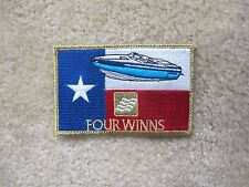 COLLECTIBLE FOUR WINNS PATCH---006
