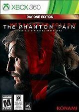 Metal Gear Solid V: The Phantom Pain -- Day One Edition ( Xbox 360 )
