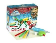 Jurassic World Air Blast Modelling Kit Dinosaur Dino Wooden Model Creative NEW