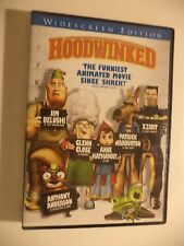 Hoodwinked -widescreen DVD 2006