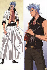 Anime Bleach Grimmjow Jaggerjack Dakimakura Hugging Body Pillow Case #S23