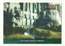 2014 The Hobbit An Unexpected Journey The Lonely Mountain flashback cards P-02