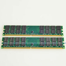 8GB 2x4GB PC2-5300 DDR2 667 667MHZ 240Pin Ram For AMD Desktop Memory 4G RAM NEW