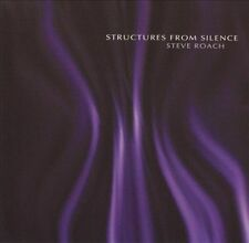 Structures from Silence [Remaster] by Steve Roach (CD, Jul-2001, Projekt)