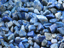 Lapis Lazuli Crystal Chips, 100 grams  -  Un drilled - Omni New Age