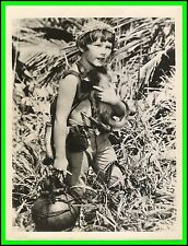"KEVIN CORCORAN in ""Swiss Family Robinson"" Original Vintage Photograph 1960"