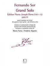 Grand Solo: Edition Pierre Porro 1811-12 Op. 14 Editions Durand Book 050565837