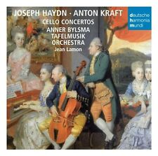 ANNER BYLSMA - HAYDN/KRAFT-CELLO CONCERTOS  CD  9 TRACKS  NEW+