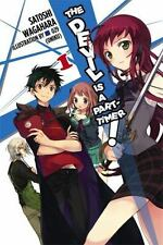 The Devil Is a Part-Timer, Vol. 1 - light novel by Wagahara, Satoshi