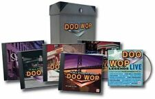 It All Started With Doo Wop  9 CD + 1 DVD BOX SET 167 PERFORMACES - NEW & SEALED