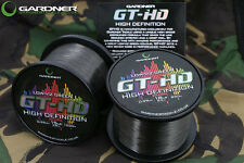 GARDNER TACKLE GT HD 15lb 1030mtrs 0.35mm SPOOL OF LINE FOR CARP FISHING