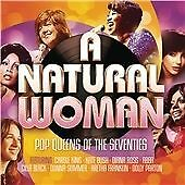 Various Artists - A Natural Woman (Pop Queens of the 70s) (3 x CD 2015) NEW