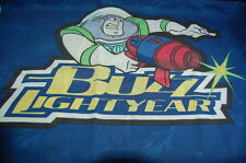 Buzz Lightyear Toy Story Standard Blue Pillowcase Double Sided Crafters Disney