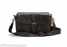 "ONA ""The Bowery"" Truffle Leather Camera Bag - Handcrafted Premium Leather Bag"