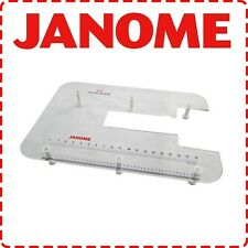 Janome Large Quilting Table for MC 7700, 8200 QC, 8900 QCP - Extension, Horizon