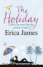 The Holiday, James, Erica, New Books